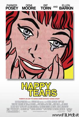 Locandina del film happy tears