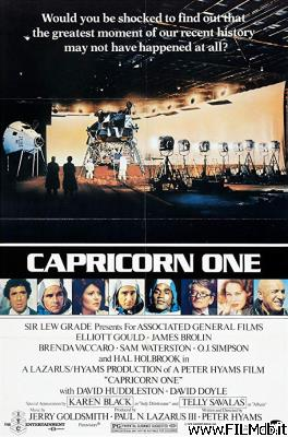 Locandina del film capricorn one