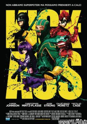 Locandina del film kick-ass