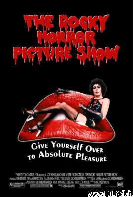 Locandina del film The Rocky Horror Picture Show