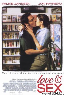 Locandina del film love and sex