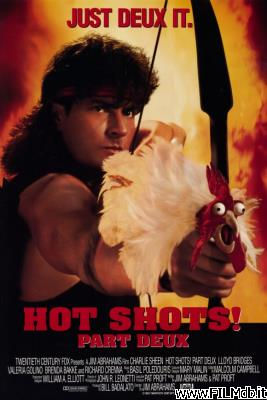 Locandina del film hot shots! 2