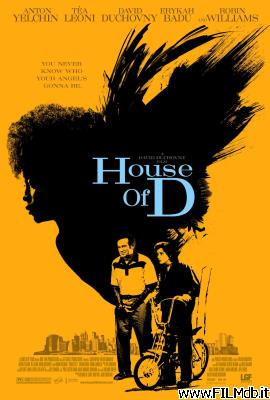 Locandina del film House of D
