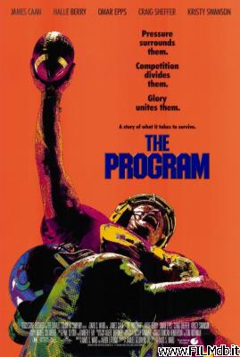 Locandina del film the program
