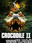 poster del film Crocodile 2: Death Swamp