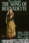 poster del film the song of bernadette
