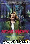 poster del film highlander - l'ultimo immortale
