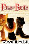 poster del film puss in boots