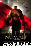 poster del film nomad - the warrior
