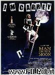 poster del film man on the moon