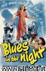 poster del film blues in the night