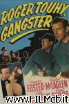 poster del film roger touhy, gangster