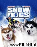 poster del film snow dogs - 8 cani sotto zero