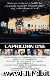 poster del film capricorn one
