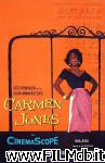 poster del film carmen jones