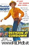 poster del film decisione al tramonto