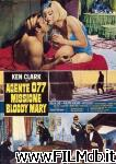 poster del film agente 077: missione bloody mary