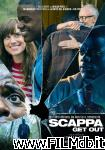 poster del film scappa - get out