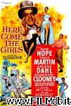 poster del film here come the girls