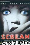 poster del film scream