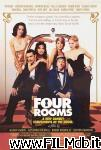 poster del film Four Rooms