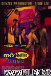 poster del film mo' better blues
