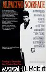 poster del film scarface