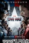 poster del film Captain America: Civil War