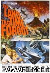 poster del film the land that time forgot