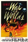 poster del film the war of the worlds