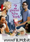 poster del film 2 giorni a new york