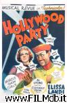 poster del film Hollywood Party [corto]