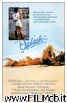poster del film splash - una sirena a manhattan