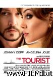 poster del film the tourist