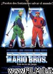 poster del film super mario bros