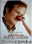 poster del film patch adams