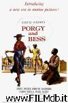 poster del film porgy and bess