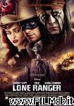 poster del film the lone ranger
