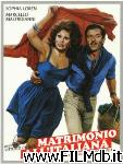 poster del film matrimonio all'italiana