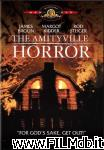 poster del film the horror of amityville