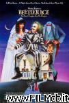 poster del film beetlejuice: spiritello porcello