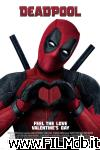 poster del film deadpool