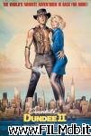 poster del film Crocodile Dundee 2