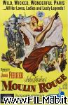 poster del film moulin rouge