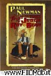 poster del film the life and times of judge roy bean