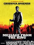 poster del film message from the king