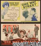 poster del film One Way Street