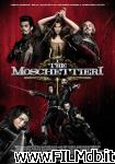 poster del film the three musketeers