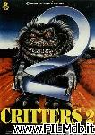poster del film critters 2