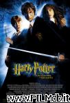 poster del film Harry Potter e la camera dei segreti